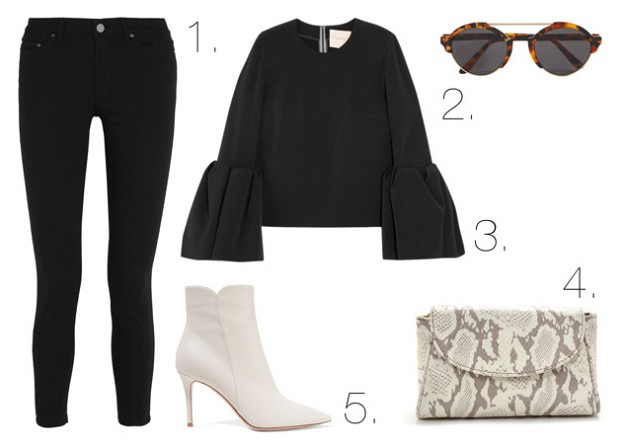 Style Guide: Your Last Minute Thanksgiving Day Look | Subtle Chic