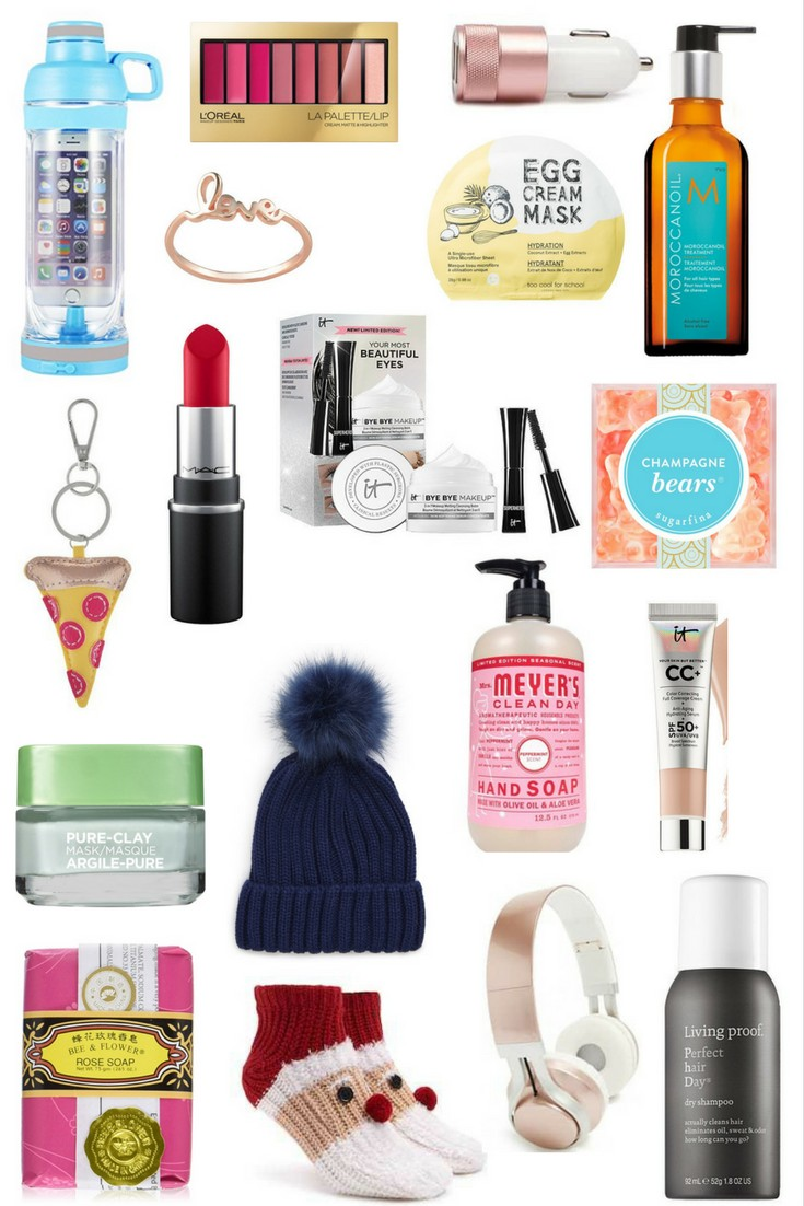 50 Stocking Stuffers for Her Under $20 by popular Philadelphia blogger Coming Up Roses