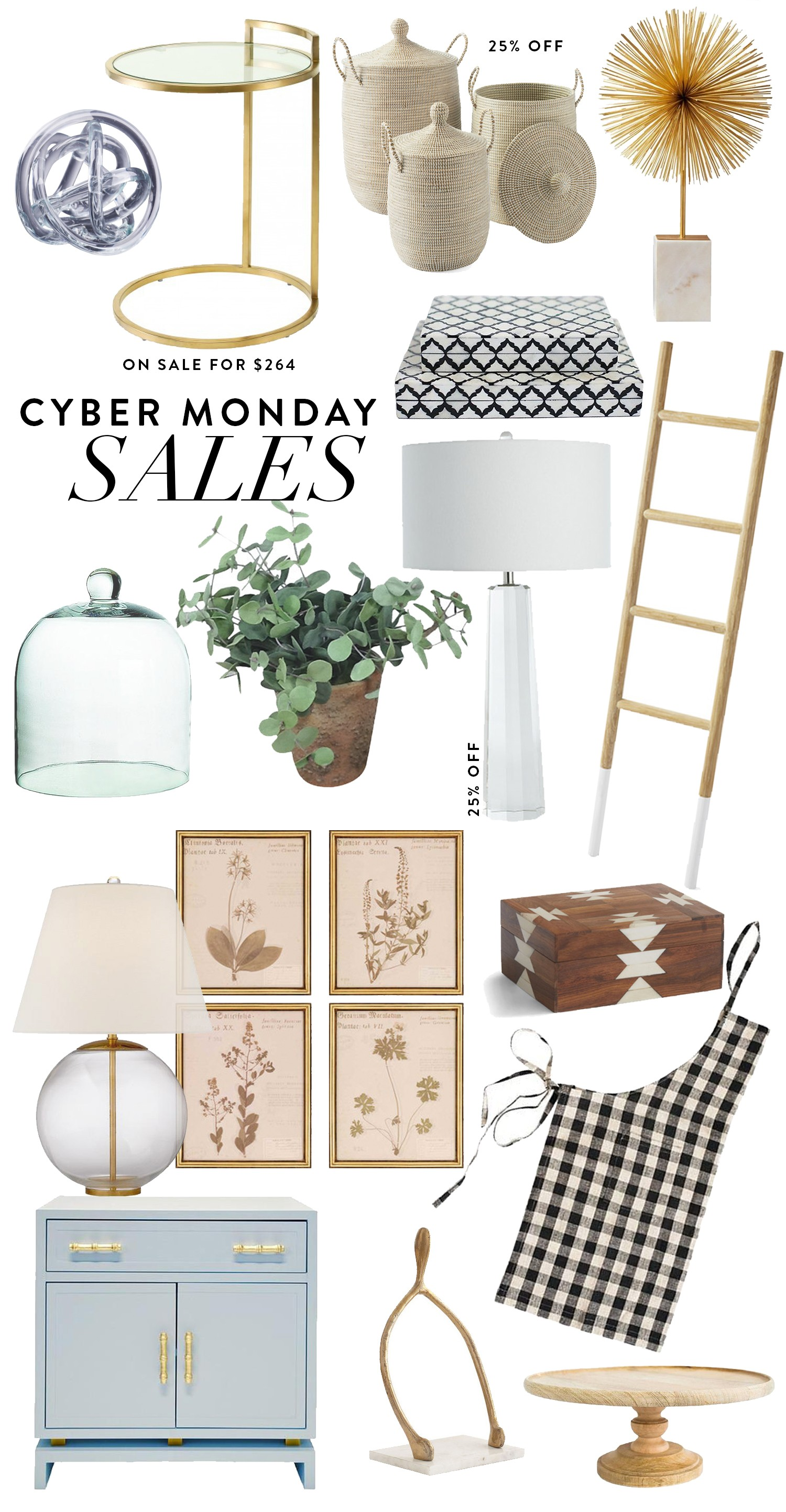 Cyber Monday Home Decor Deals