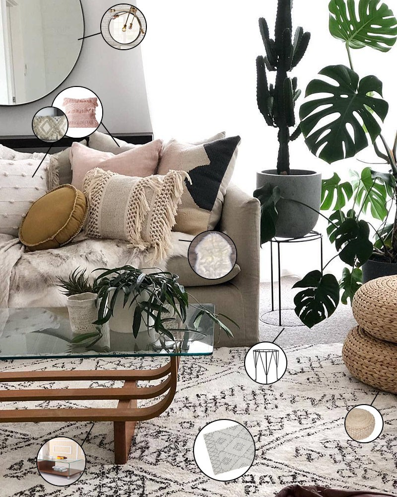 Living Room Ideas To Steal For Comforting Vibe Found In
