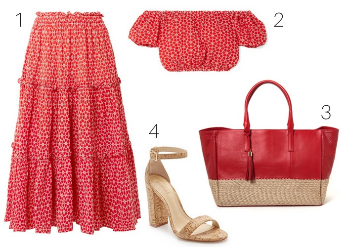 Style Guide: What To Wear To A July Wedding