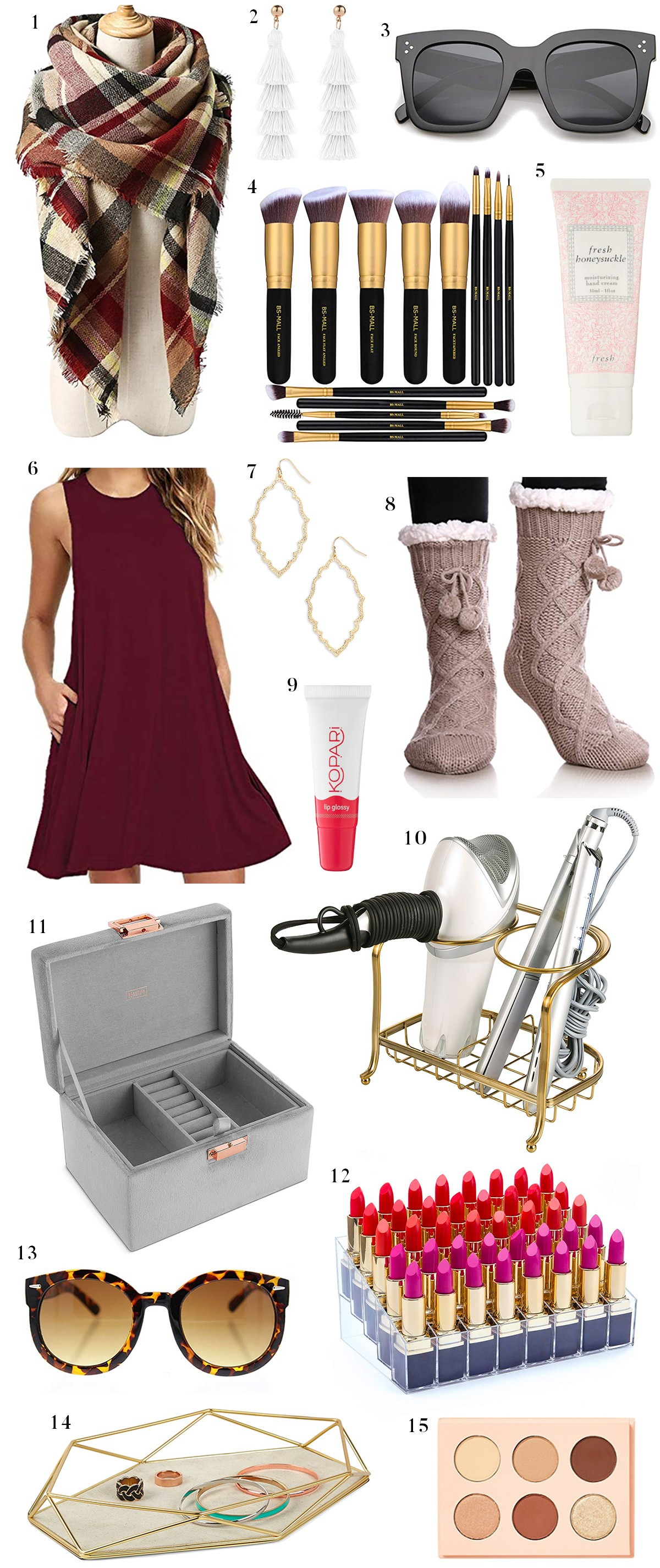 2018 Best Christmas Gifts for Women Under $15 | Ashley ...