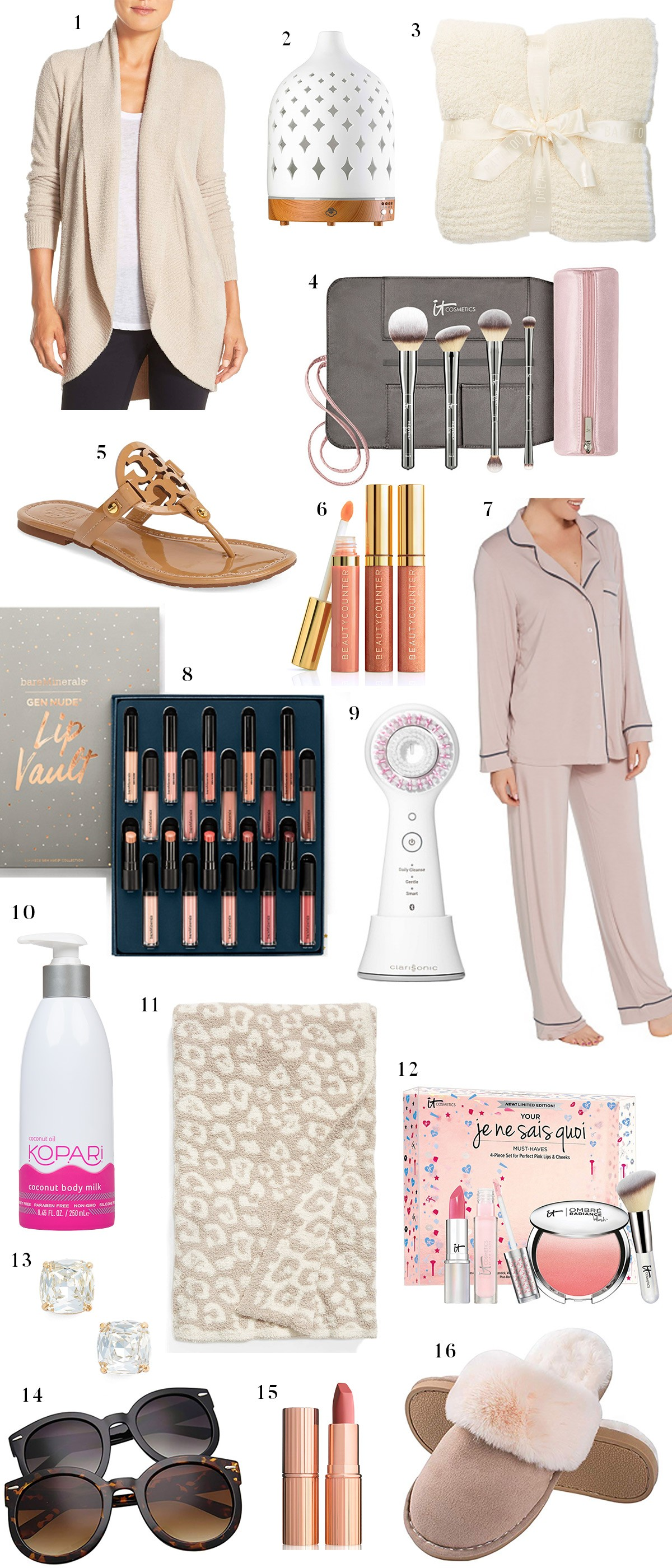 Womens Christmas Gifts 2019.2019 Top Christmas Gifts For Women Ashley Brooke Nicholas