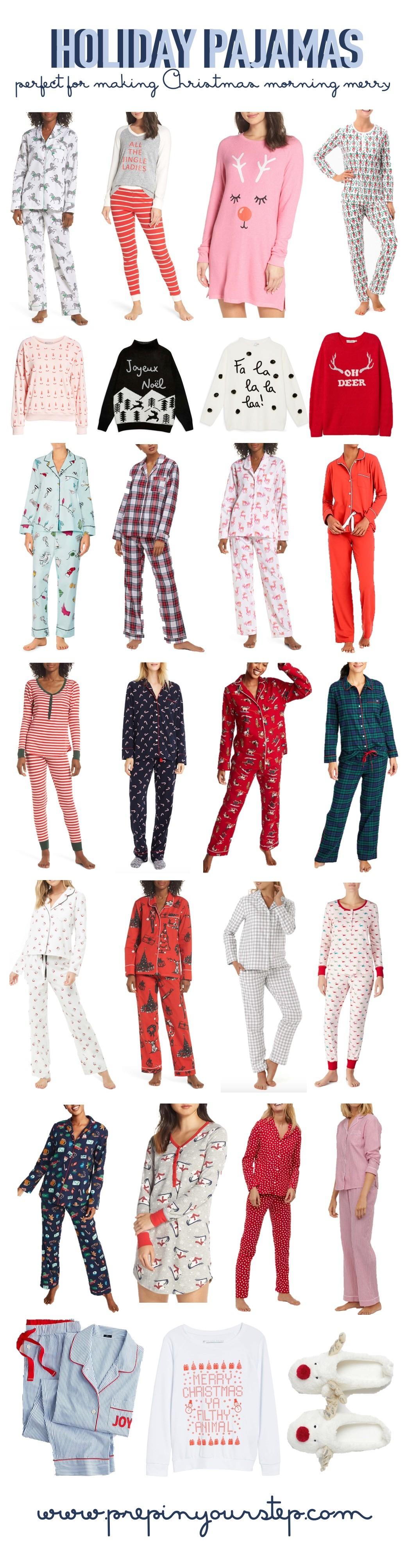 db6ab724c8 Christmas Pajamas