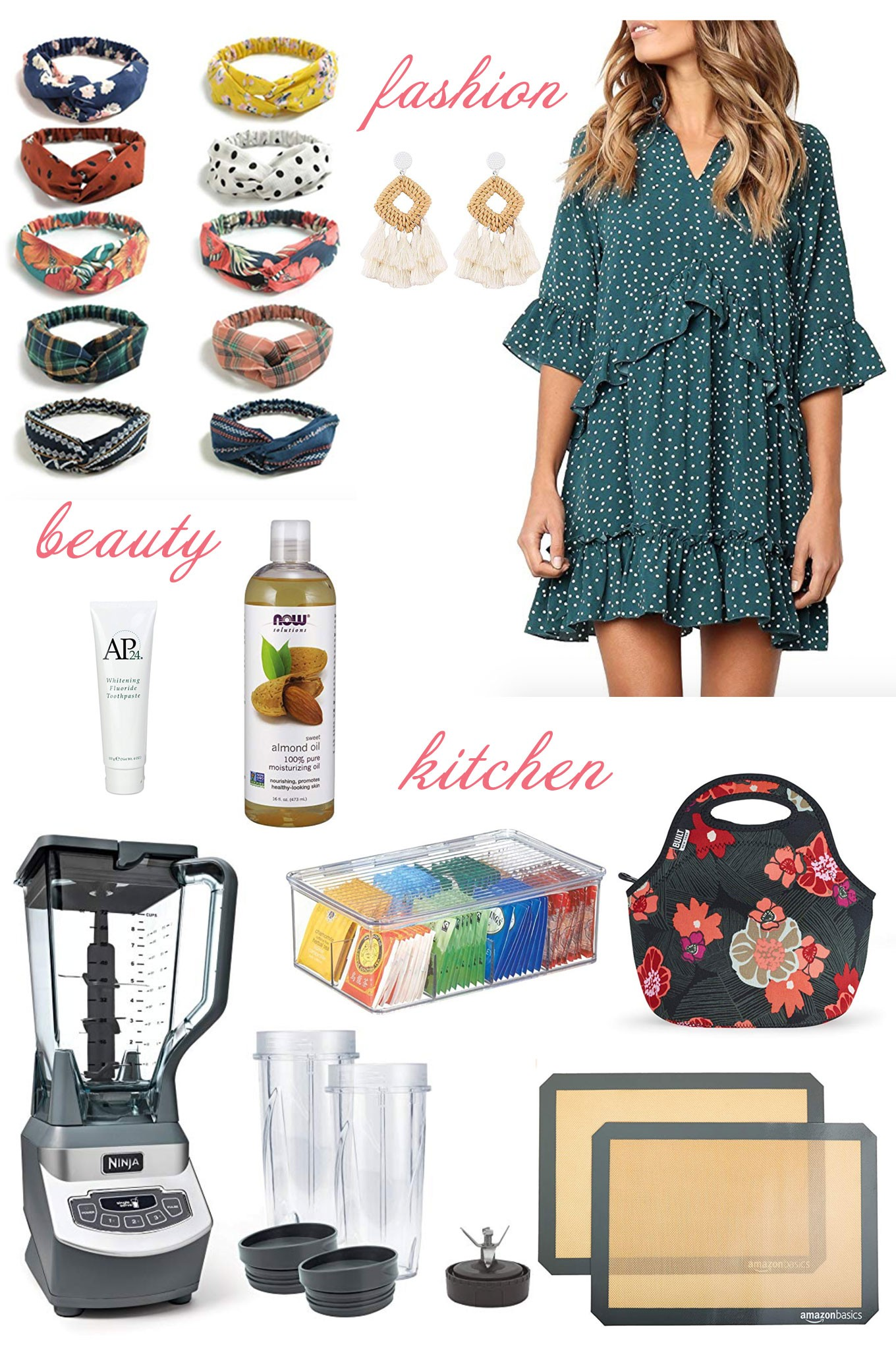 Recent Amazon Favorites featured by top US life and style blog, Glass of Glam