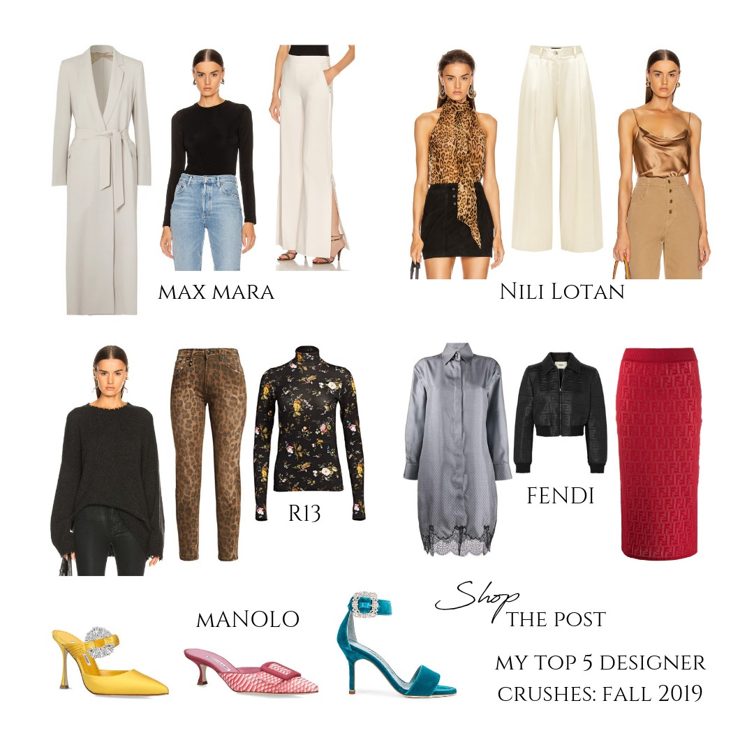 Top 5 Designer Crushes for 2019 Fall Style 6