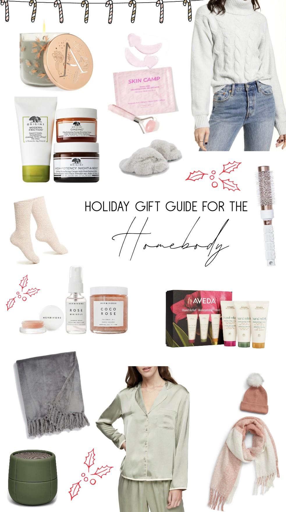 Holiday Gift Guide: Under $100 Gifts for the Homebody | Affordable by Amanda 2019 Holiday Gifts for Homebody