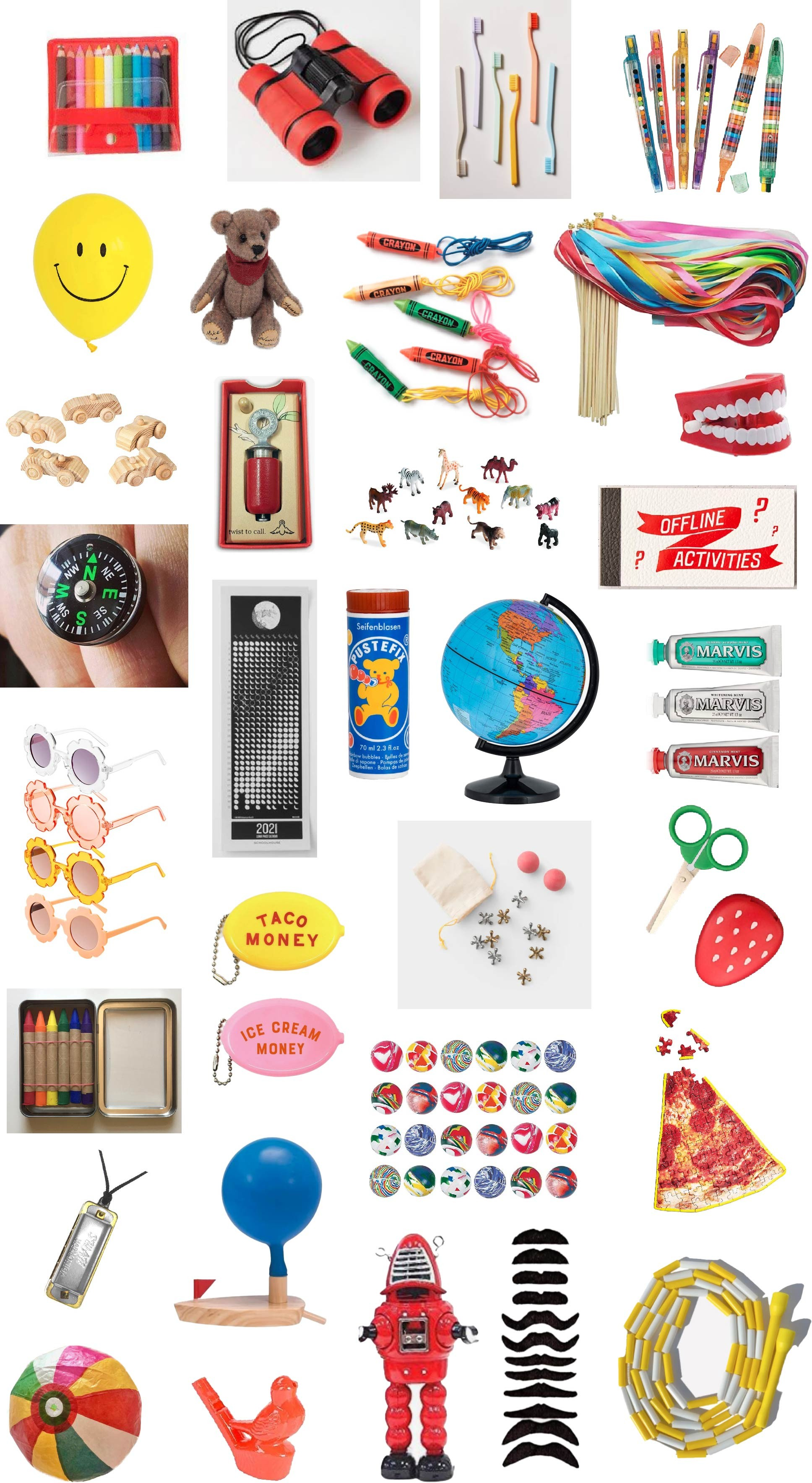 Small Gifts and Stocking Stuffers