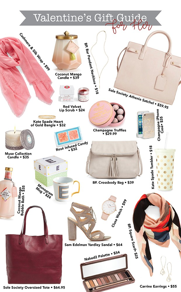 Best Valentine S Day Gifts For Her Under 100 Living In Yellow