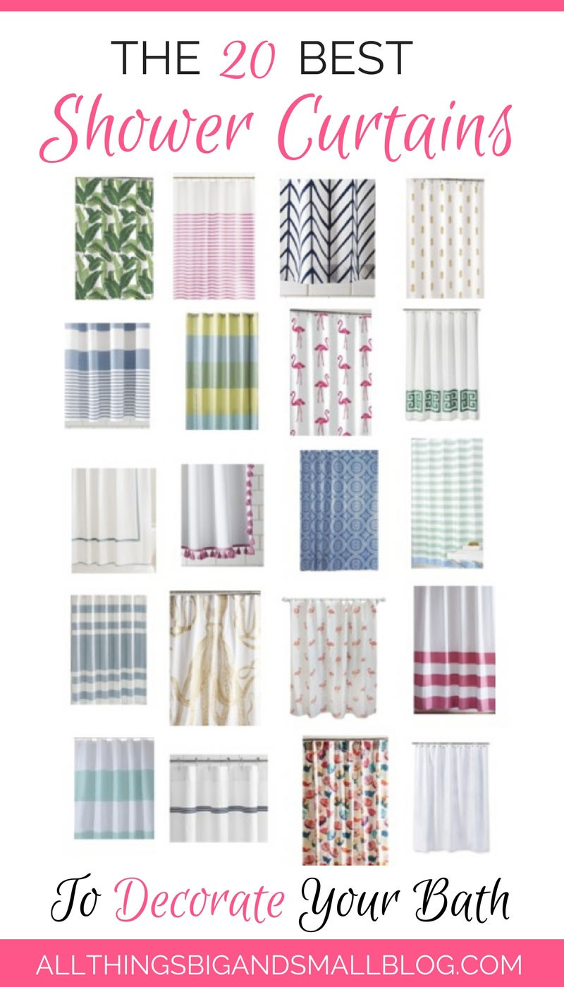 Best Shower Curtains For Every Bathroom Home Decor Diy Decor Mom