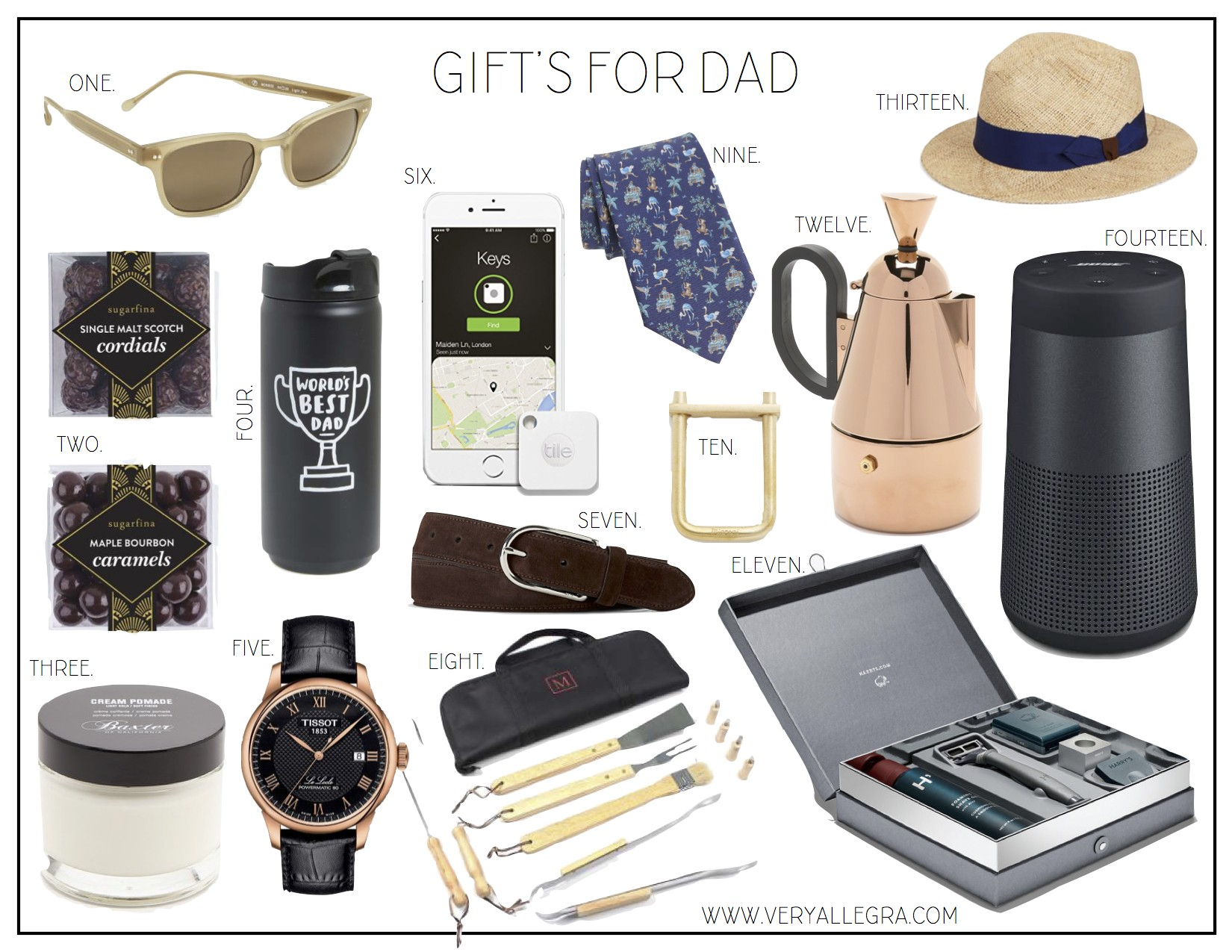 Awesome Gifts for Dad for Father s Day VeryAllegra