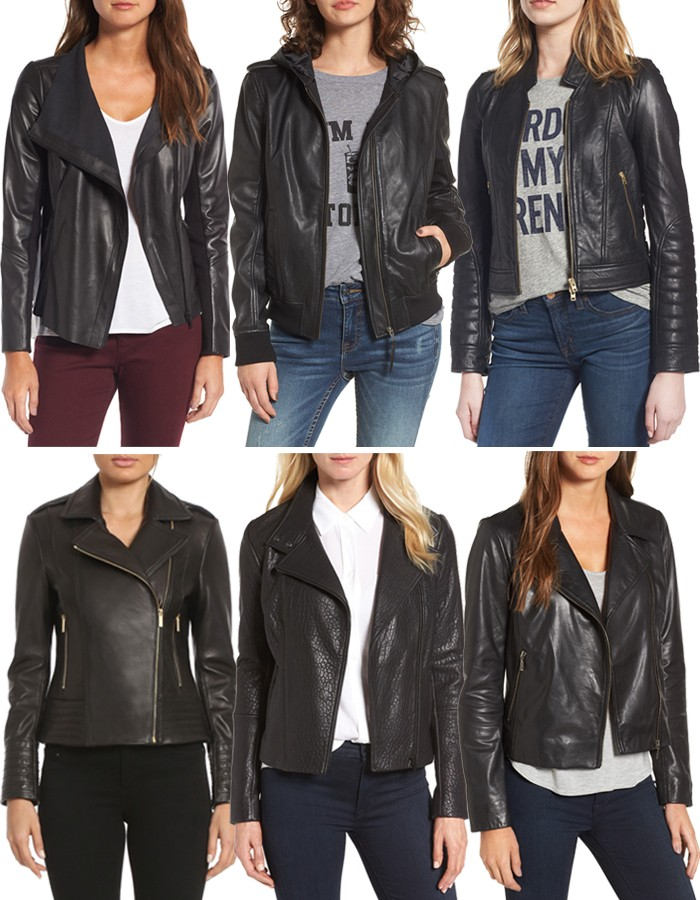 The Best Leather Jackets From The Nordstrom Anniversary Sale ...