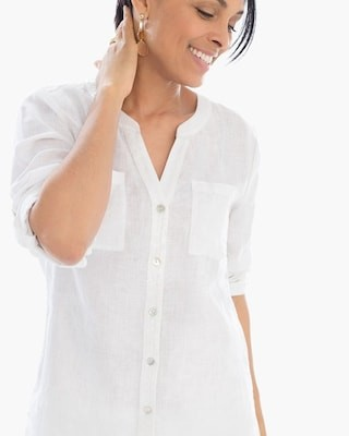 The Soft White Shirt, For Those Who Can't Do Crisp