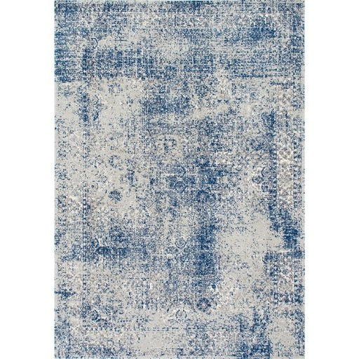 Super Top Distressed Blue Vintage Rugs (on a budget!) | The Turquoise Home GV71