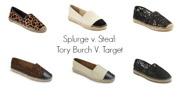 e0b02c1d9ba6 Tory Burch Espadrilles Plus Some Look-a-like Steal Ones