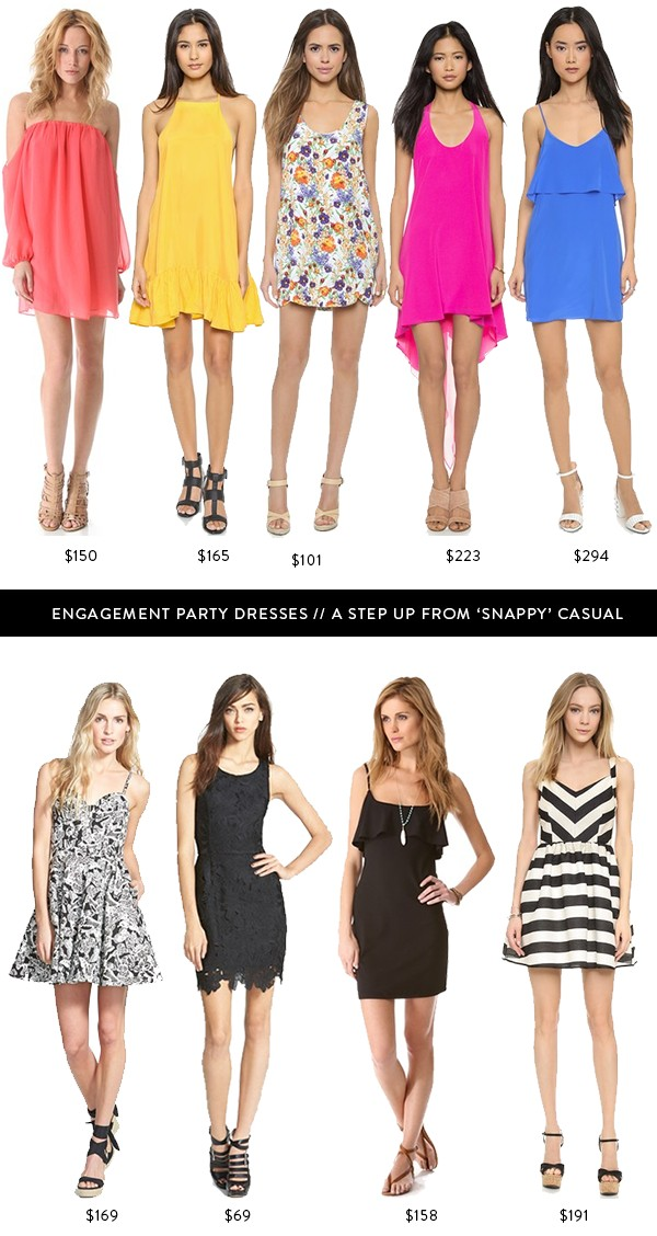 c94c6bea915 What to Wear To an Engagement Party as a Guest