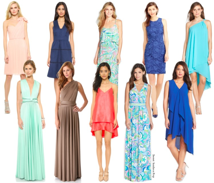 Top 10 Dresses For Attending A Summer Wedding Yesterday S Ootd