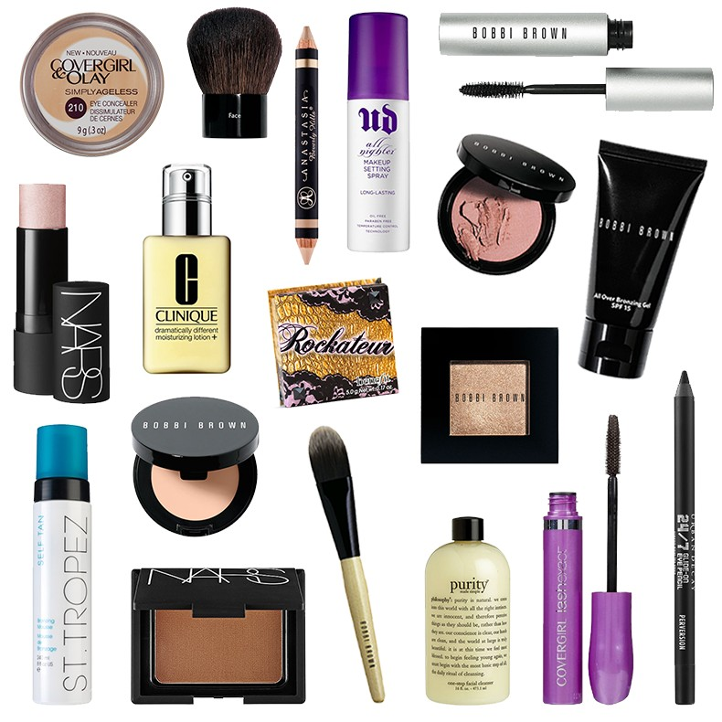 Favorite Everyday Makeup Products