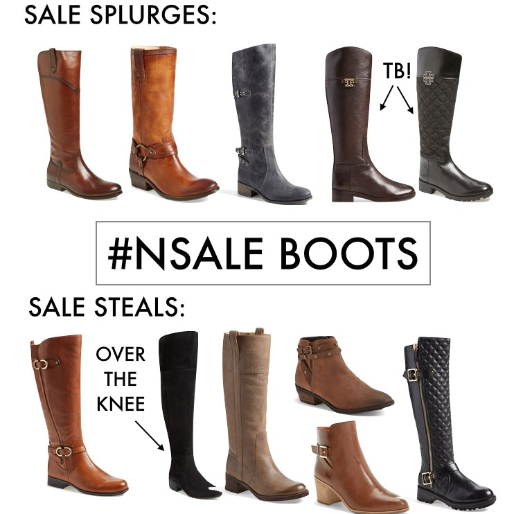 c6879e57f Nordstrom Anniversary Sale: Boots & Booties | A Southern Drawl