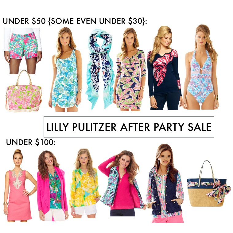 53ba28700f28f4 Lilly Pulitzer After Party Sale 2015 | A Southern Drawl