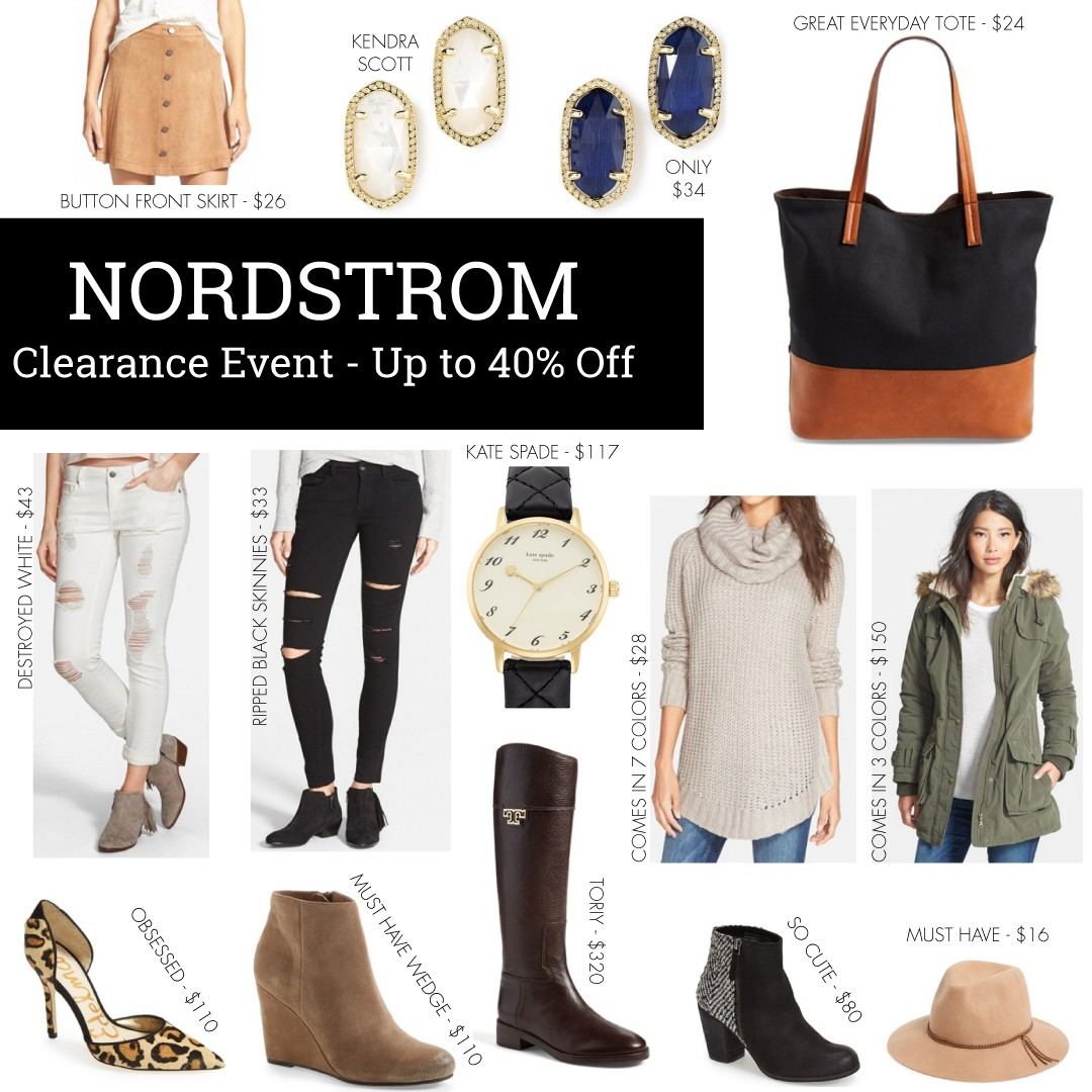 2d9d2c1ccb2 Nordstrom Fall Clearance Sale- Life In ATX
