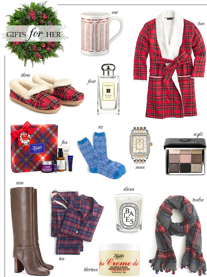christmas gift guide 2015 for her - Christmas Gift Ideas For Her 2015