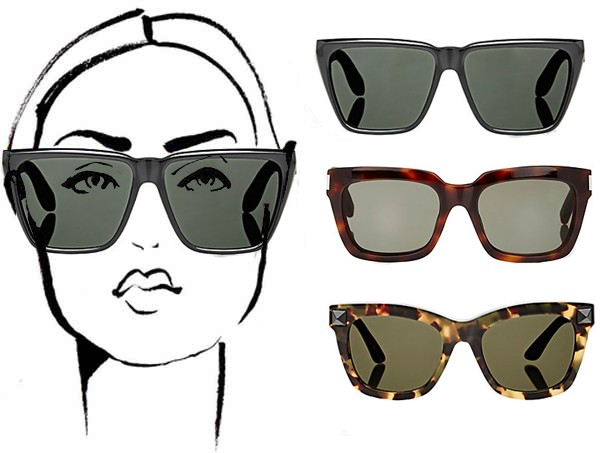 0b08f3eeb3 How To  Find The Perfect Sunglasses For Your Face - Simply Sona