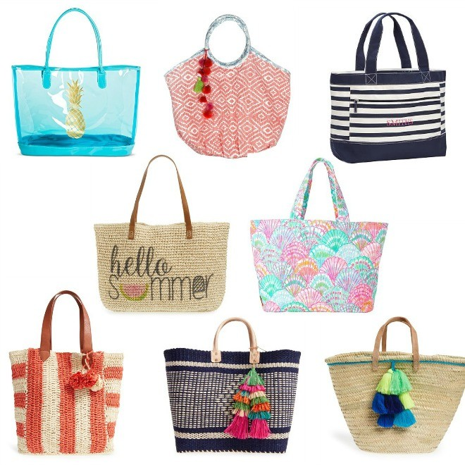 I M Rounding Up My Favorite Beach And Pool Bag Picks From All Your S Prices Start At 15 Many Have Free Shipping So You Can