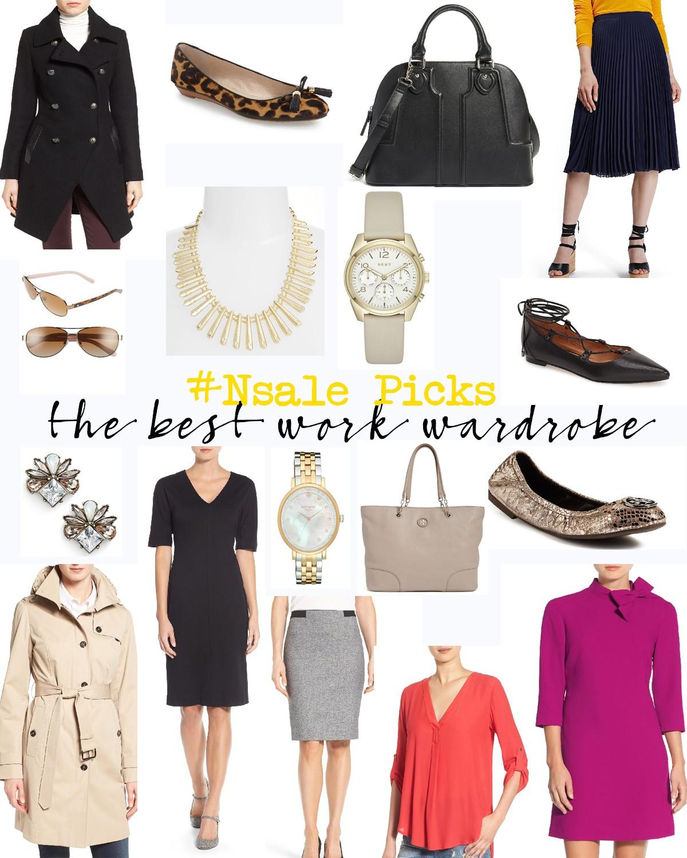 Nordstrom Dresses on Sale : Work Week Staples at the Nordstrom ...