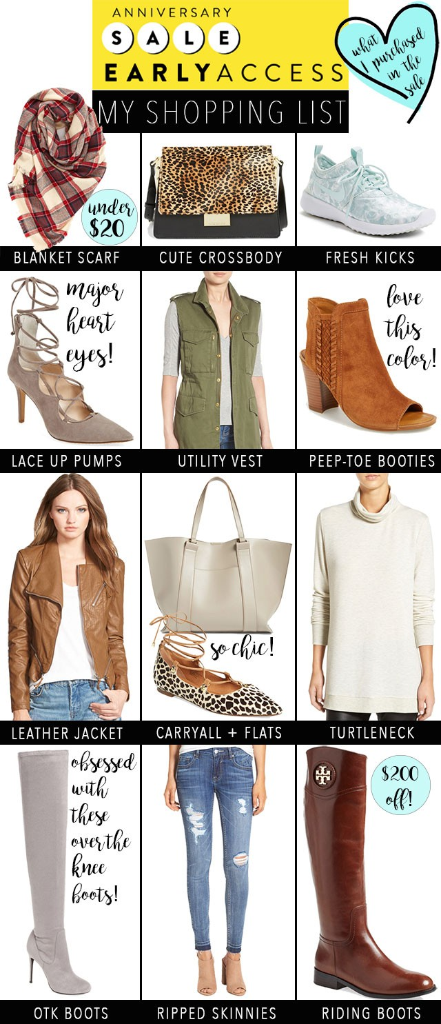 767107b48d4 WHAT I BOUGHT IN THE NORDSTROM SALE | Vandi Fair
