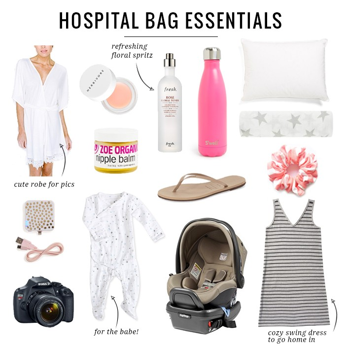 Another Topic I Was Planning To Blog About Before Leo Decided Make His Debut What Pack In The Bag That Bringing Hospital
