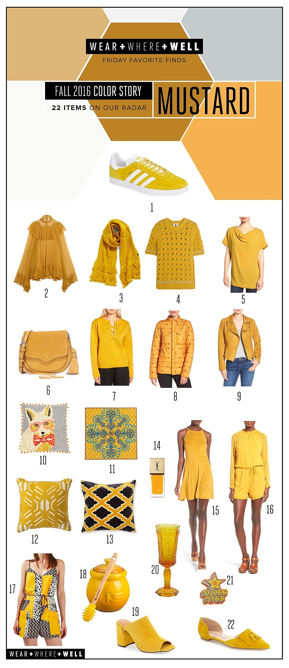 22 Mustard Items That Will Perfect Your Fall Look Carrie Colbert