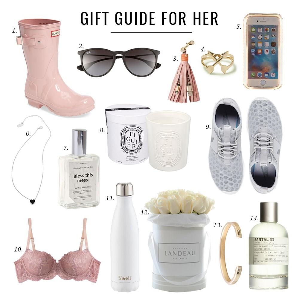Gift Guide for Her - Jillian Harris