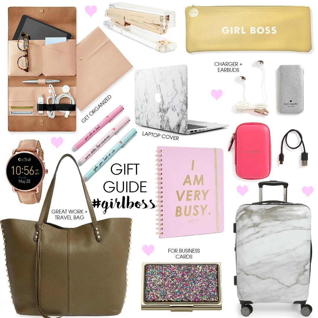 Gift Guide: #girlboss
