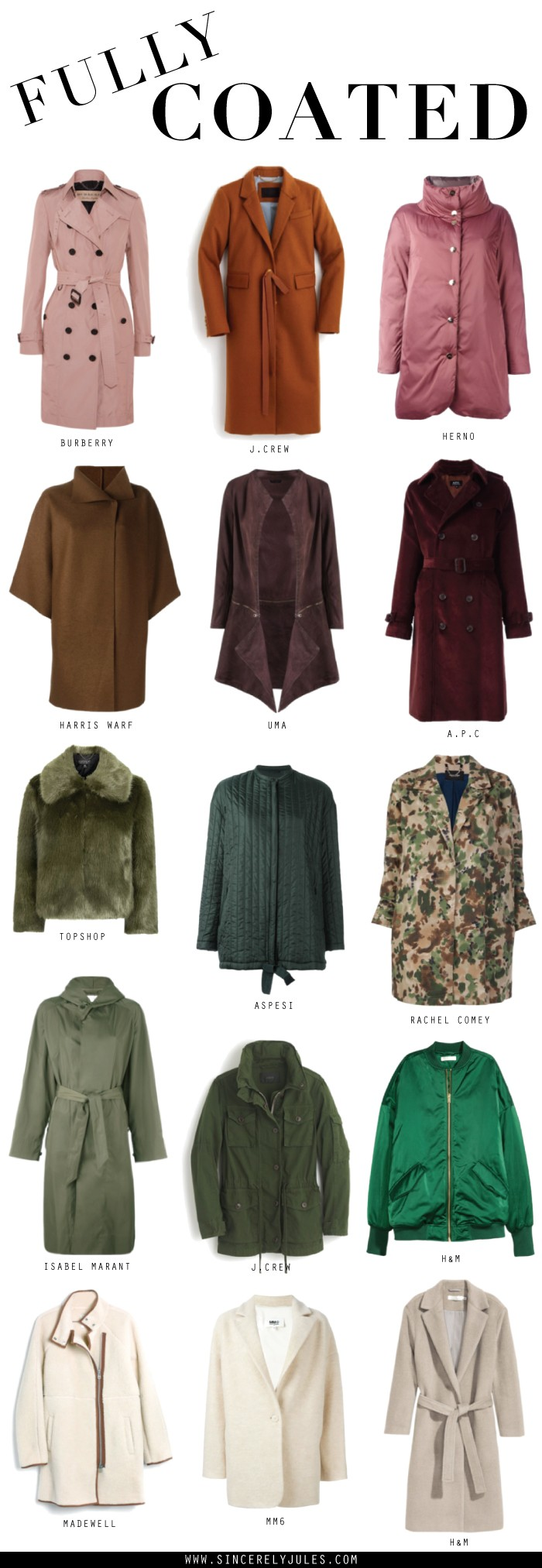3324808cd63b ... imagine why a cozy bomber or a fully fur coat wouldn t do just the  same! Do you prefer neutral or pop color coats  I can t decide what I love  more!
