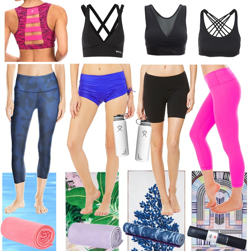 37c27c19d1 What to Wear for Hot Yoga