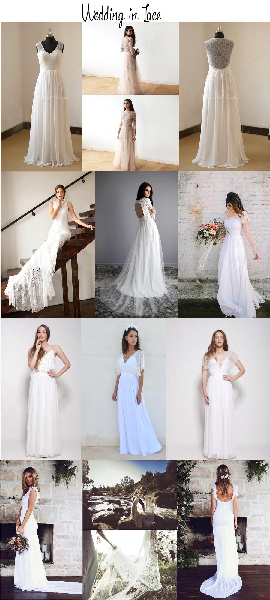 000 Shopping À 1 Mariée Une Robe Bohème Sélection € Moins De TFcK15u3lJ