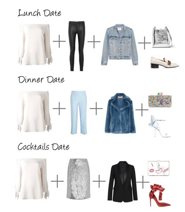 what to wear for lunch date