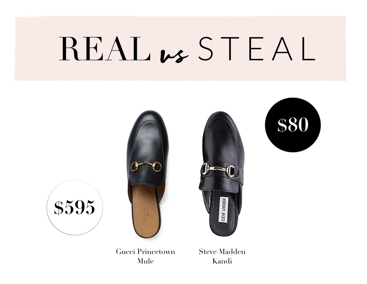 00da307f7 Get the Gucci Princetown Mules Look for Less