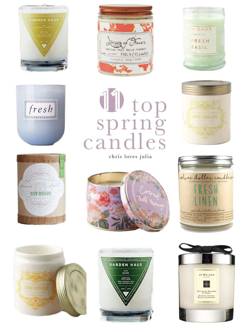 A Good Candle Is My Favorite Way To Change Mood Or Our Home S And These Are Top Picks Ring In Spring