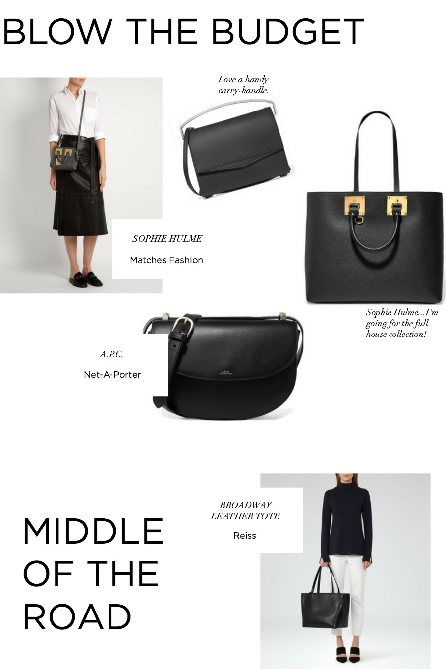bc704de69673 Perfect And Practical Handbags For Every Budget - The Online Stylist