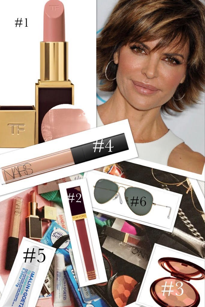 The name of Real Housewives of Beverly Hills star Lisa Rinna is synonymous  one thing  her lips. They re big f83d6883746b