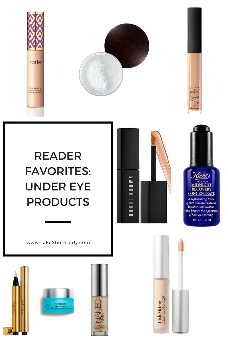 Reader Favorites: The Best Under Eye Concealers - Lake Shore