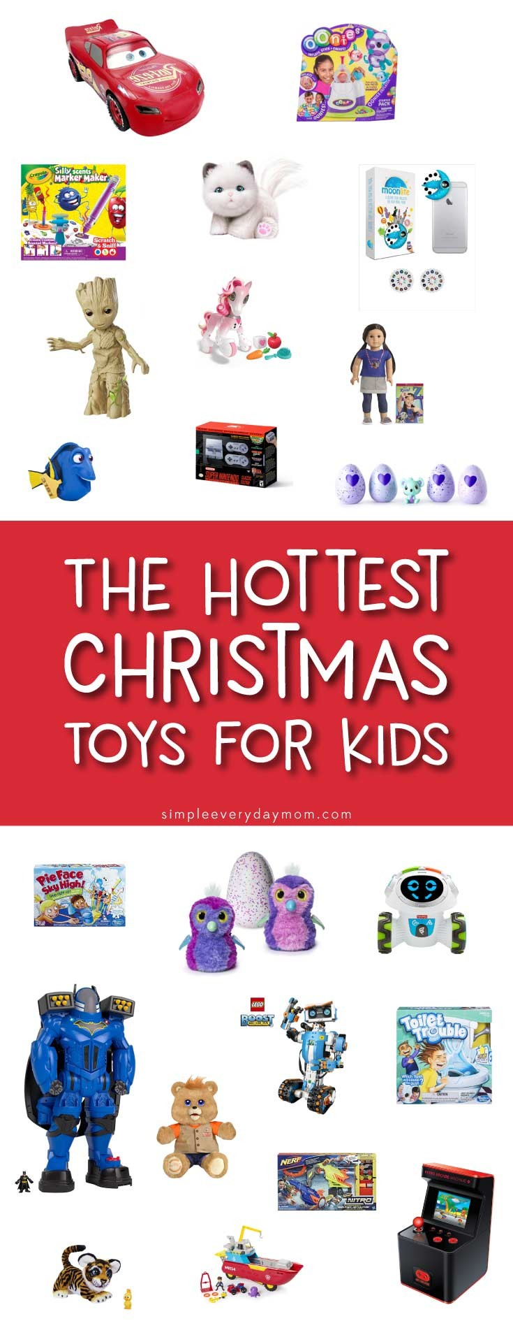 inside wondering what the hottest christmas toys of 2017 will be get ahead of the holiday shopping rush with this guide to the new popular christmas toys