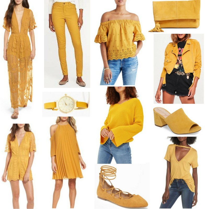 Color Crush: Mustard Yellow - For The Love Of Glitter