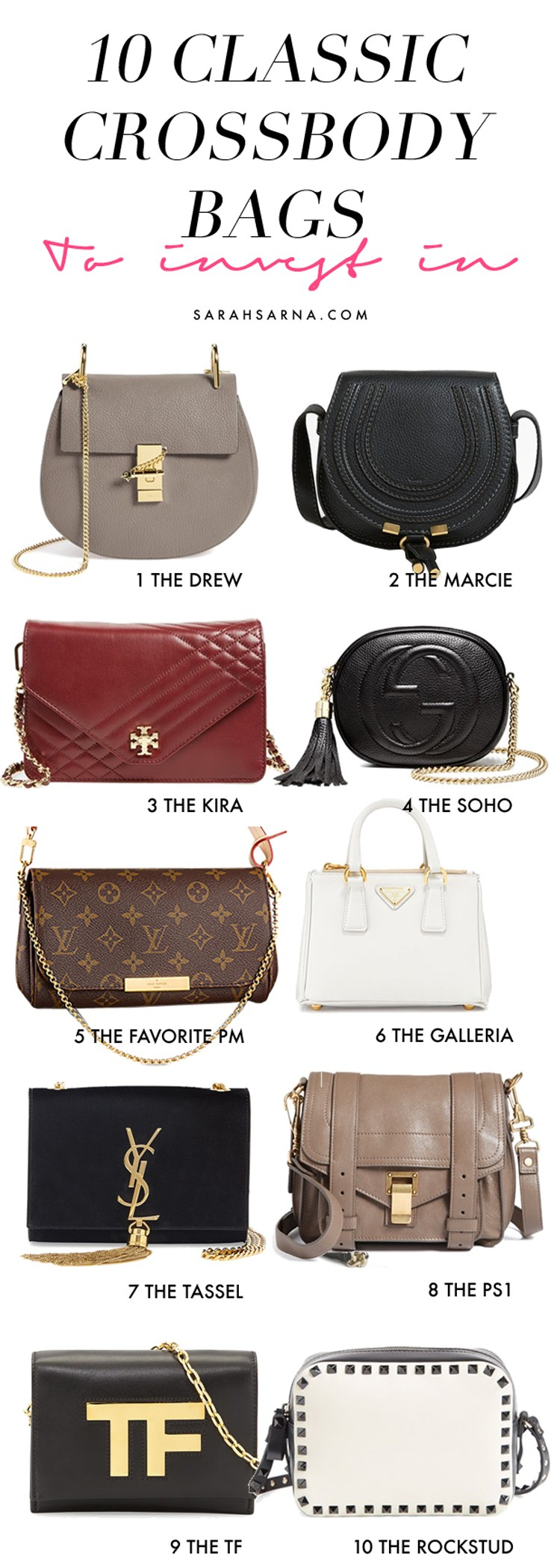 b1d7c3c3b 10 Classic Crossbody Bags to Invest In