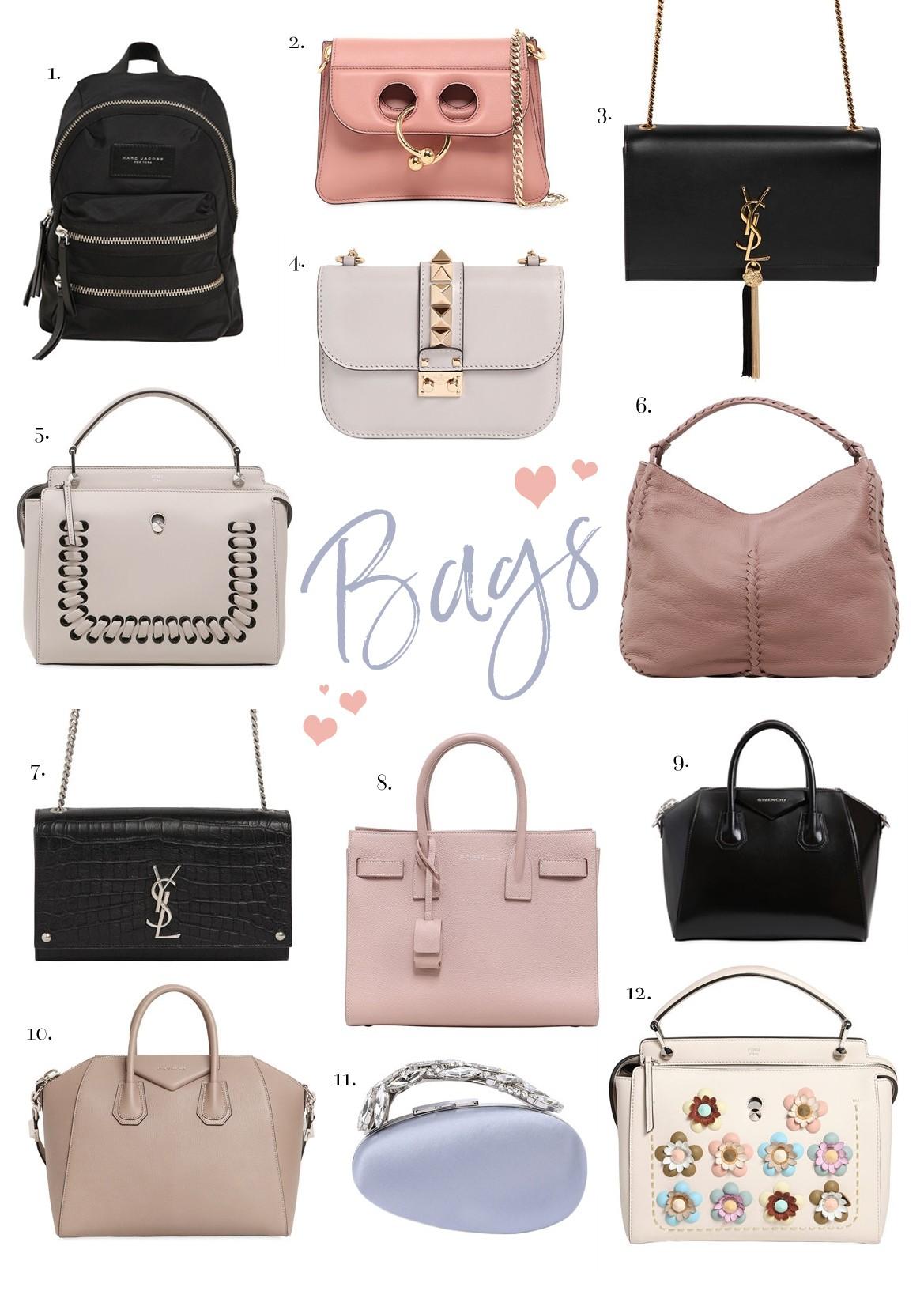 46dce8f82216 Designer Bag Sale! - Chase Amie