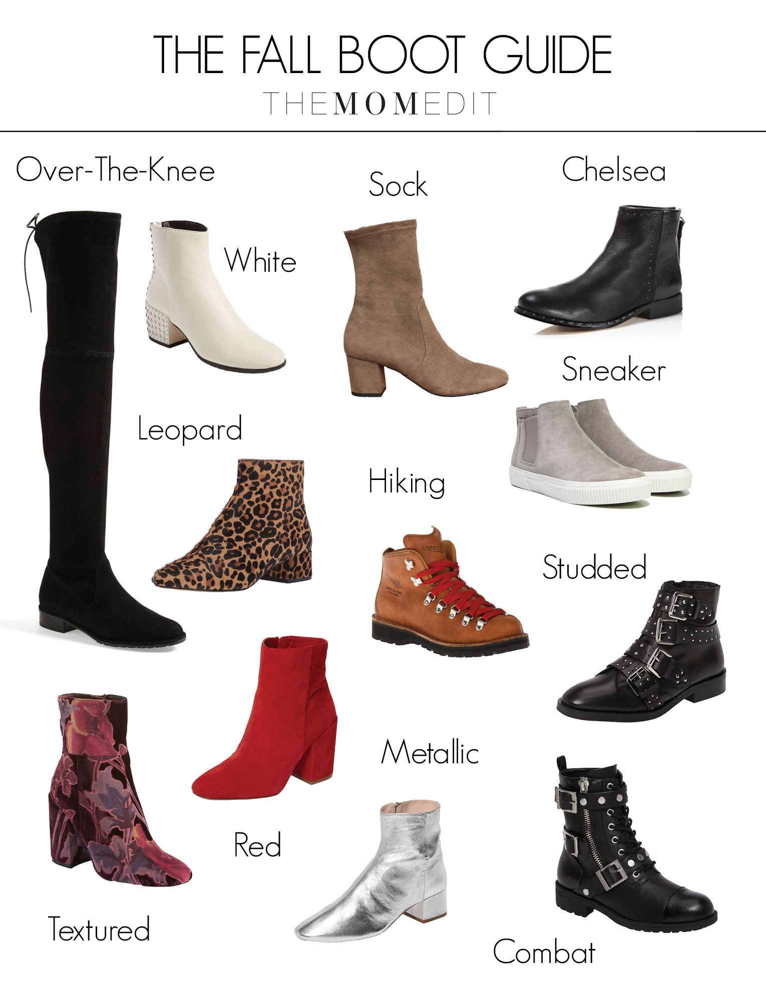 c21cb88e579 The Fall Boots Shop - The Mom Edit