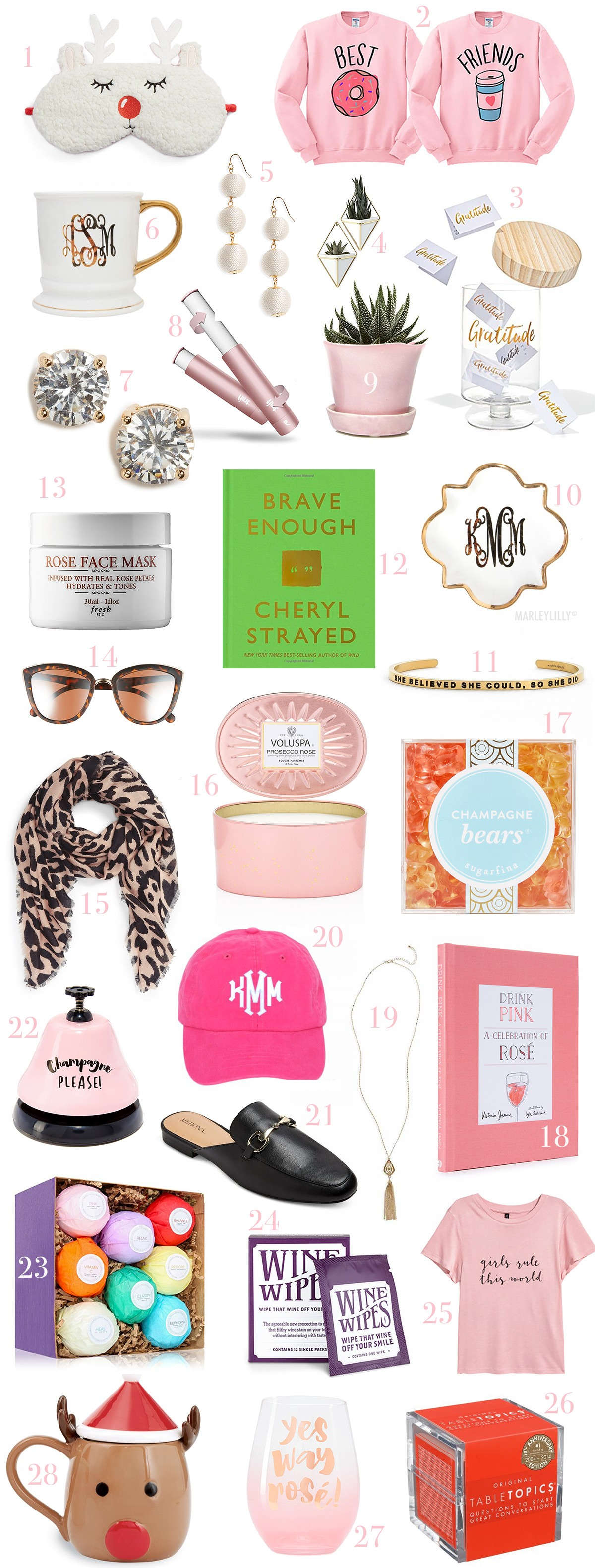 gifts for women under 25 1 7 - Christmas Gifts Under 25