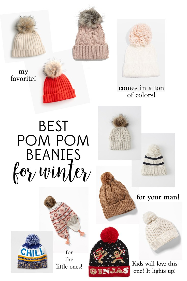 Not only did I include my favorite pom pom beanies for women 8a141fe17f3